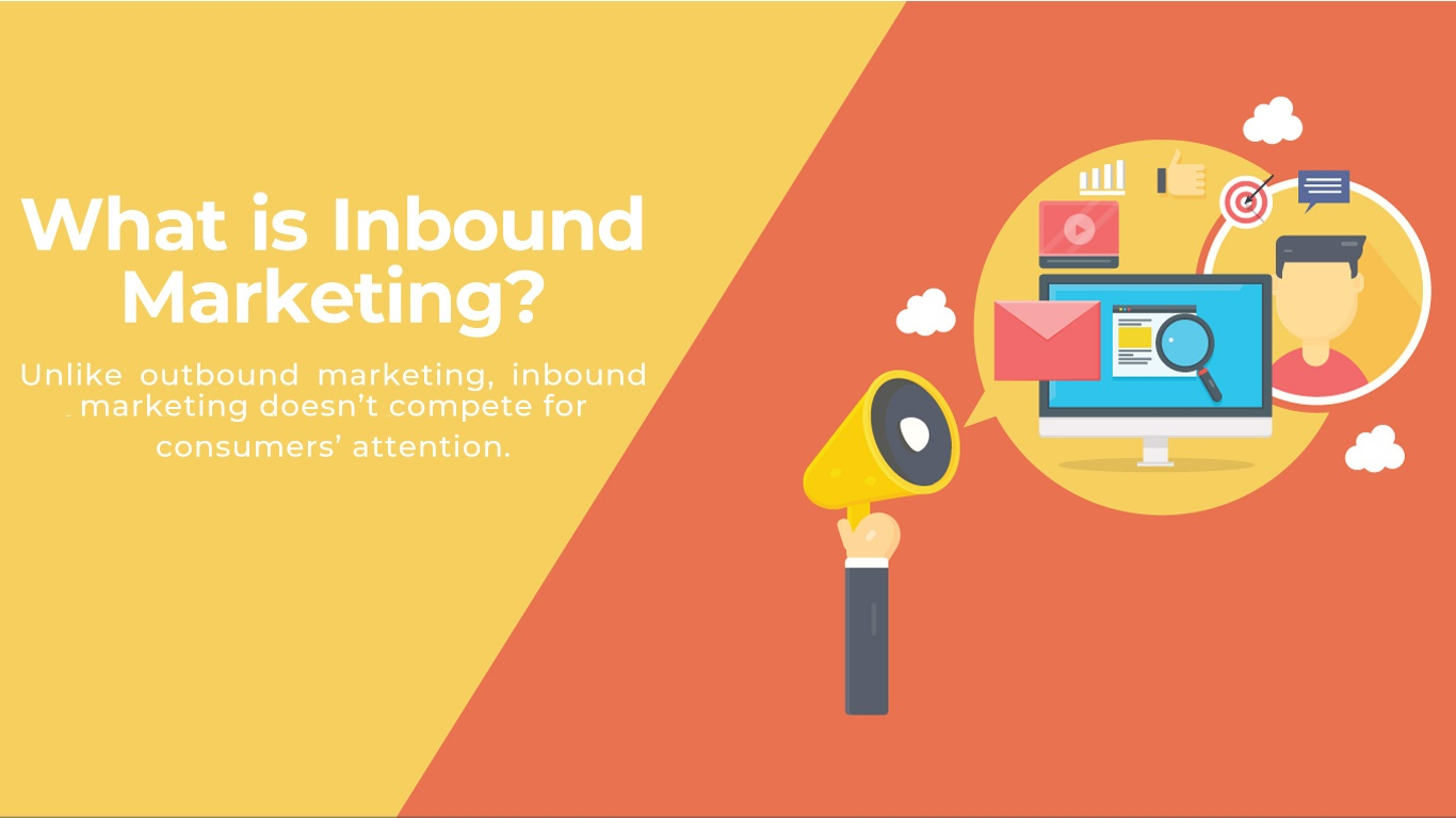 what is inbound marketing vs outbound